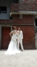 自助婚紗攝影拍攝花絮