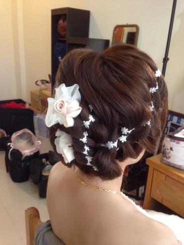 新娘宴客造型-新秘推薦