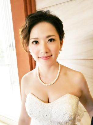 台北新娘秘書推薦-新秘千越